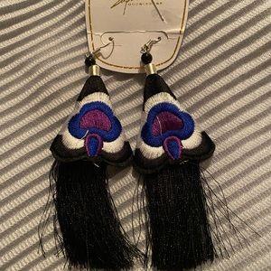 Brand new tassel earrings!!!